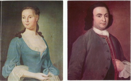 George Mason IV and Wife
